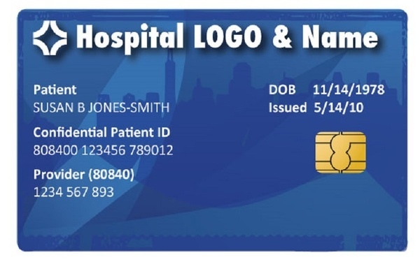 smartcards in healthcare Here, we'll take a look at smart card technology pros and cons  and a health insurance identification card with access to electronic medical records.