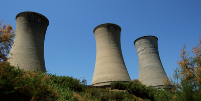 The OECD said global nuclear power output should be doubled by 2050 to help stem global warming.