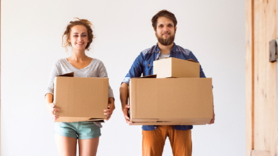 Millennials Moving