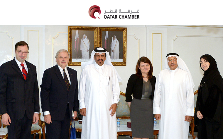 The Qatar Chamber recently welcomed a delegation from Poland.