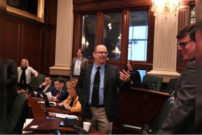 Illinois state Rep. Mark Batinick (R-Plainfield)