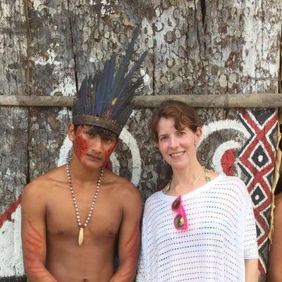 WVU Professor Alison Peck on 2015 Brazil Trip