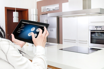Upgrade your kitchen with smart appliance technology.