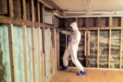 Inadequate insulation is one of the lead causes of energy loss in the home.