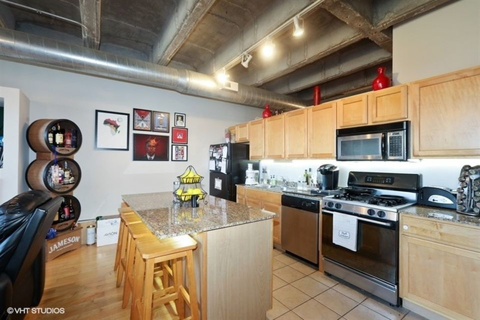The condo located at 5200 S. Ellis Ave. in Hyde Park, currently offered for $179K, had a 2016 property tax bill of $1,914.