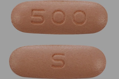 The product is available in both 500-mg. and 1000-mg. tablet doses.