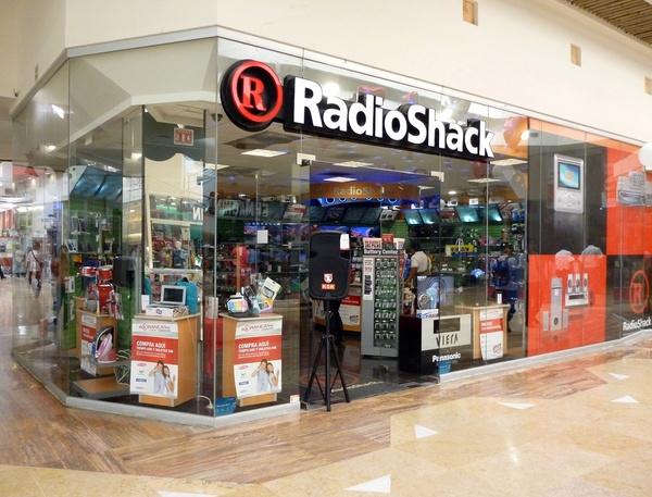 Large radioshack