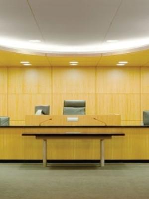 Courtroomckcty interior