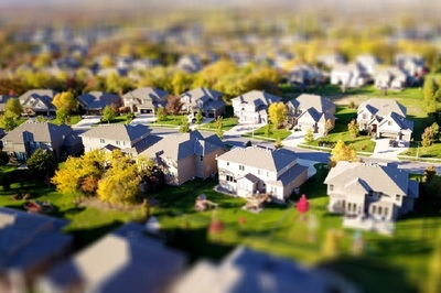 Medium suburbs