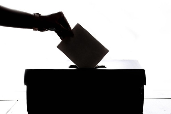 Large ballot box