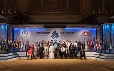 Global Summit of Women Speakers of Parliament concludes in Abu Dhabi