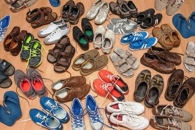 Medium shutterstock shoes used floor