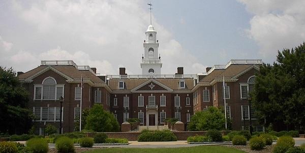Large capitol