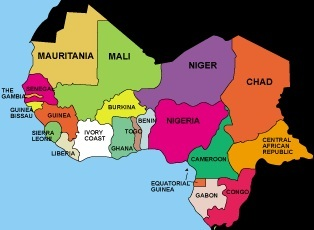 West Africa has been hard hit by the current Ebola outbreak.