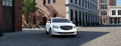 Maintaining the safety of both driver and passengers, the 2015 Buick LaCrosse has earned 5-star safety ratings.