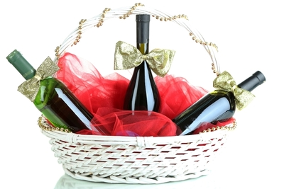 Medium shutterstock wine bottles giftbasket