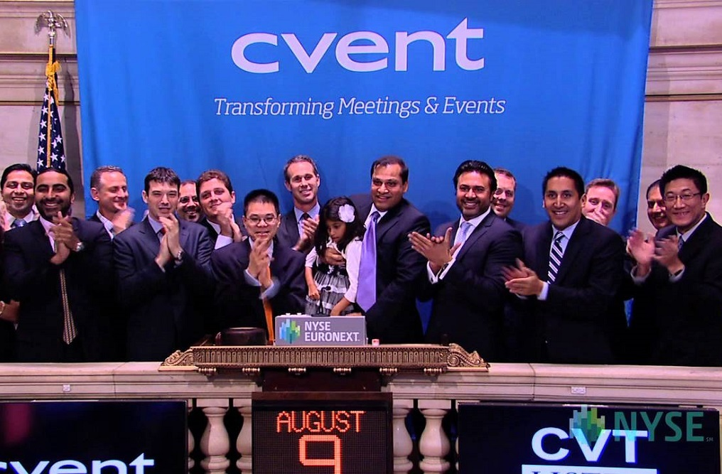 Cvent has grown into a globally recognized software leader with more than 3,000 employees.