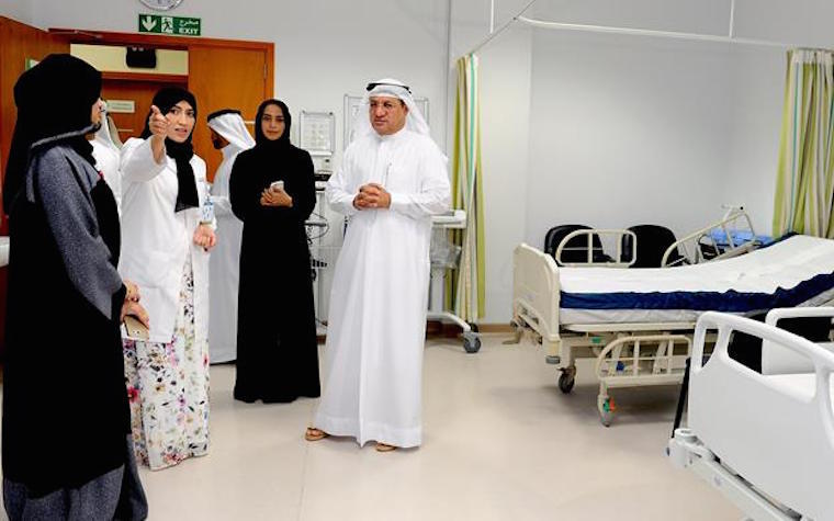 Dubai Health Authority announces new physiotherapy unit at Al Mizhar Health Center