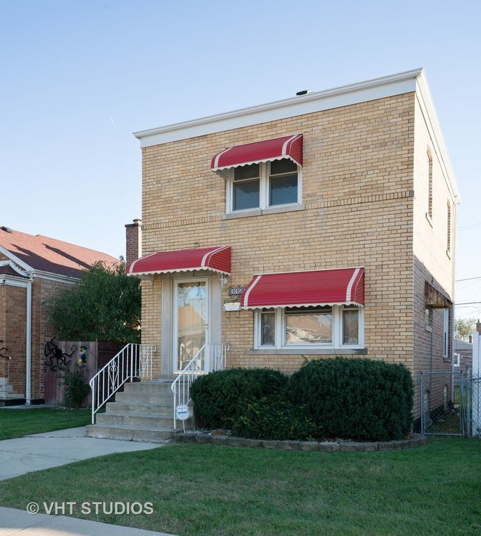 The house located at 3929 W. 57th St. in West Elsdon, currently offered for $189.9K, had a 2016 property tax bill of $2,384.
