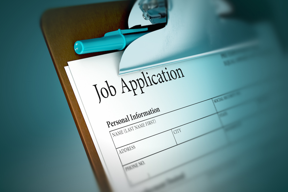 Even though the question about criminal history has been eliminated, job applicants will still undergo background checks.