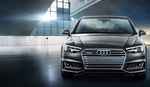 The classic appearance of an Audi is complemented by other newer features in the A4.