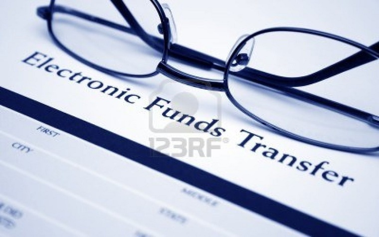 Central Bank of Bahrain now offering electronic funds transfers.