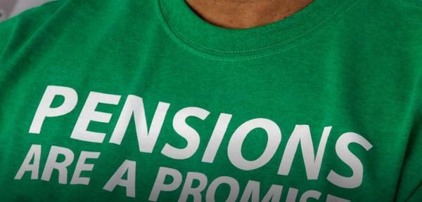 Large pensionsproblem