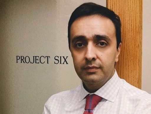 Project SIX CEO Faisal Khan