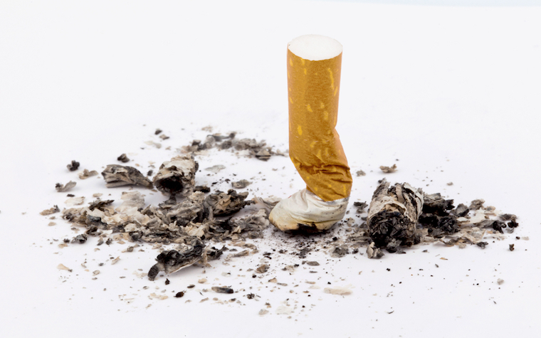 California's tobacco tax measure has officially been added to the November ballot.