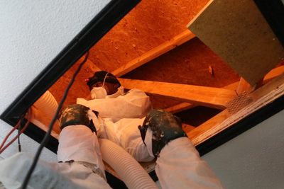 Inspecting insulation and other sources of energy loss can make a difference in comfort and on the pocketbook.