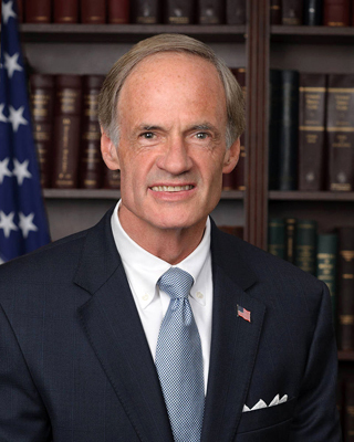 U.S. Sen. Tom Carper (D-DE)