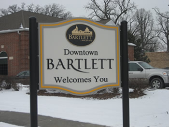 Two new businesses have opened up in Bartlett.