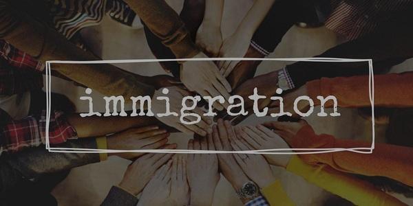 Large immigration