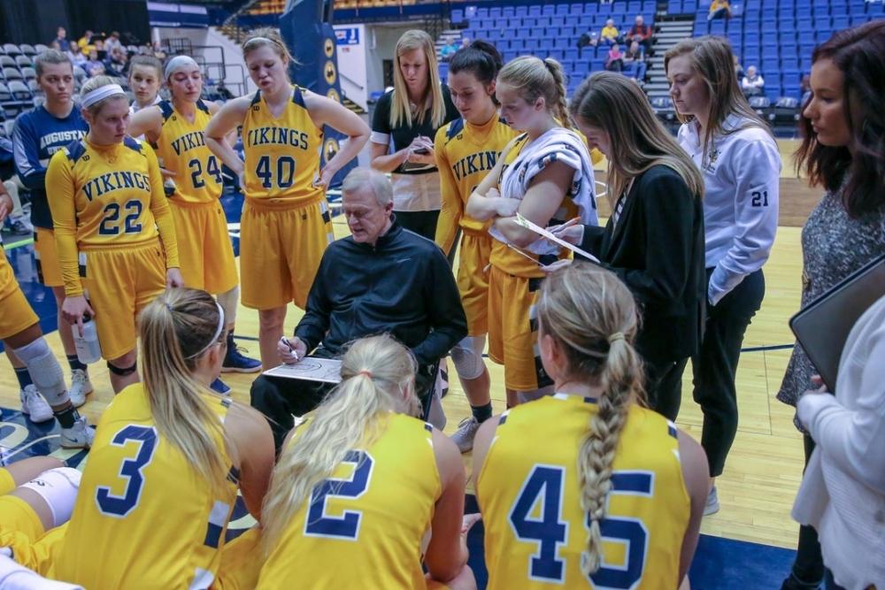 Wayne State Calendar.Augustana University No 12 Women S Basketball Wraps Up Calendar