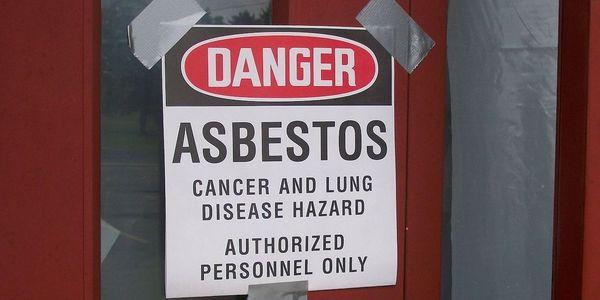 Large asbestos