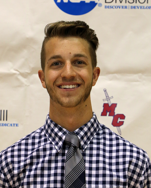 MacMurray pitcher Connor Jacobs transferred after Benedictine dropped its program.