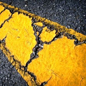 This change in service will impact the city by having new markings on the streets of the city.