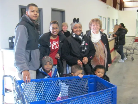 The Joliet Hope Center is a private nonprofit community assistance program that provides a long-term self-sufficiency solution to individuals and families struggling to fulfill their basic needs.