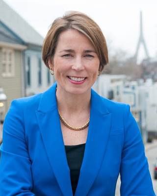 Mass. Attorney General, Maura Healey