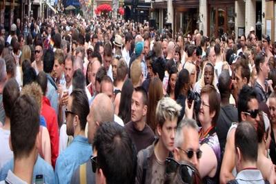 Medium population