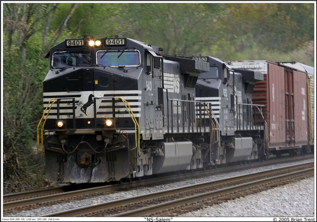 293 best Norfolk & Southern Railway Company images on ...