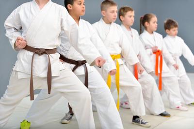 Medium karate