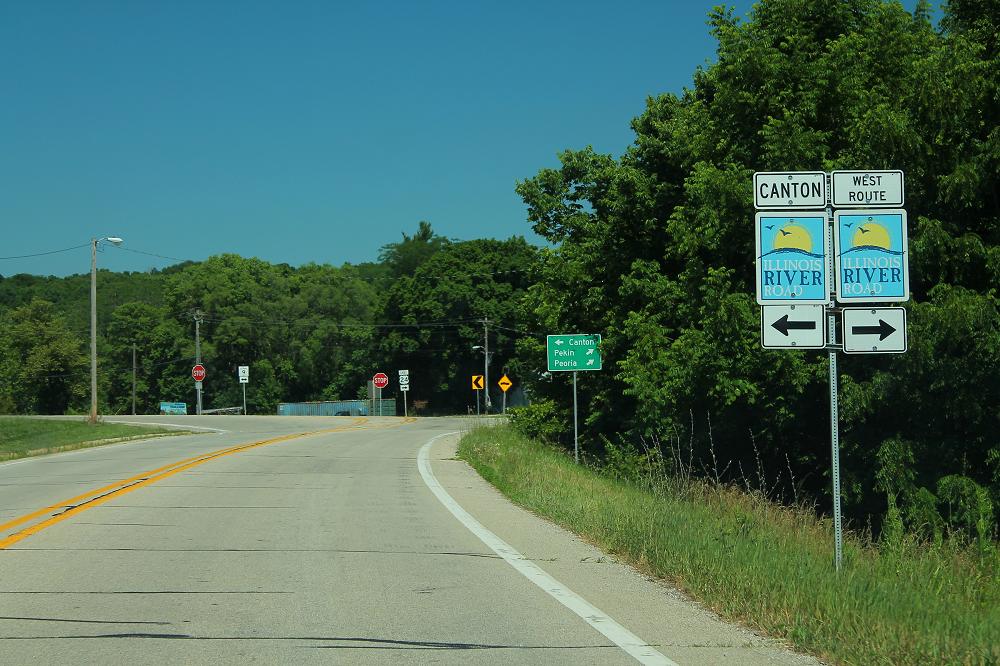 Illinoisroadsign