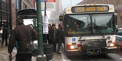 Medium cta bus
