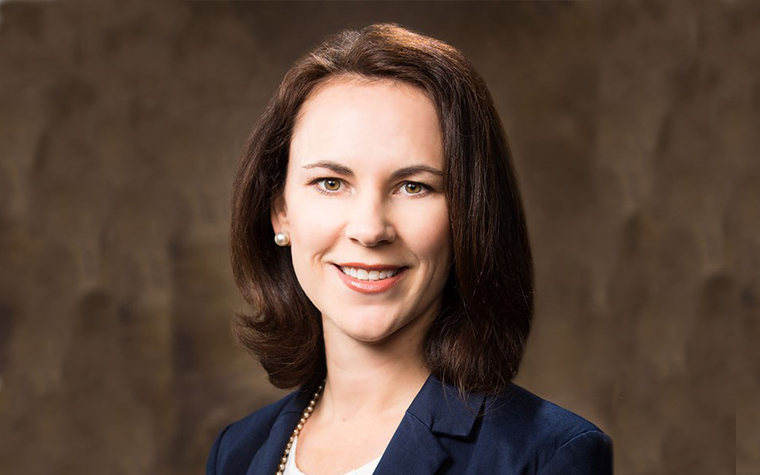 Laura Jacobs is appointed at the UA chief of staff.