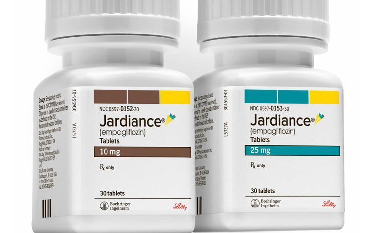 Jardiance shown to reduce cardiovascular risks in trial.