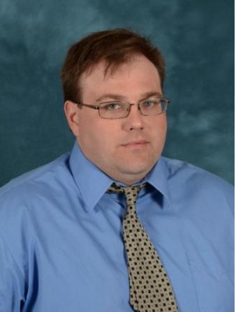 Marion Park District Commissioner Chris Sheffler,