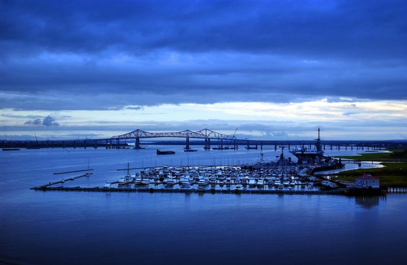 Charleston Harbor is in line for a deepening project.