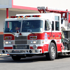 The city of Champaign's Codes Review and Appeals Board met March 23 to discuss the fire department.