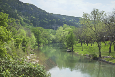 Texas beauty surrounds Liberty Hill in Williamson County.